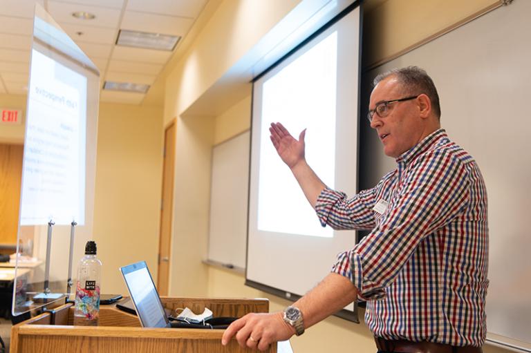 Professor Jeff Kelly
