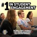 #1 in student engagement
